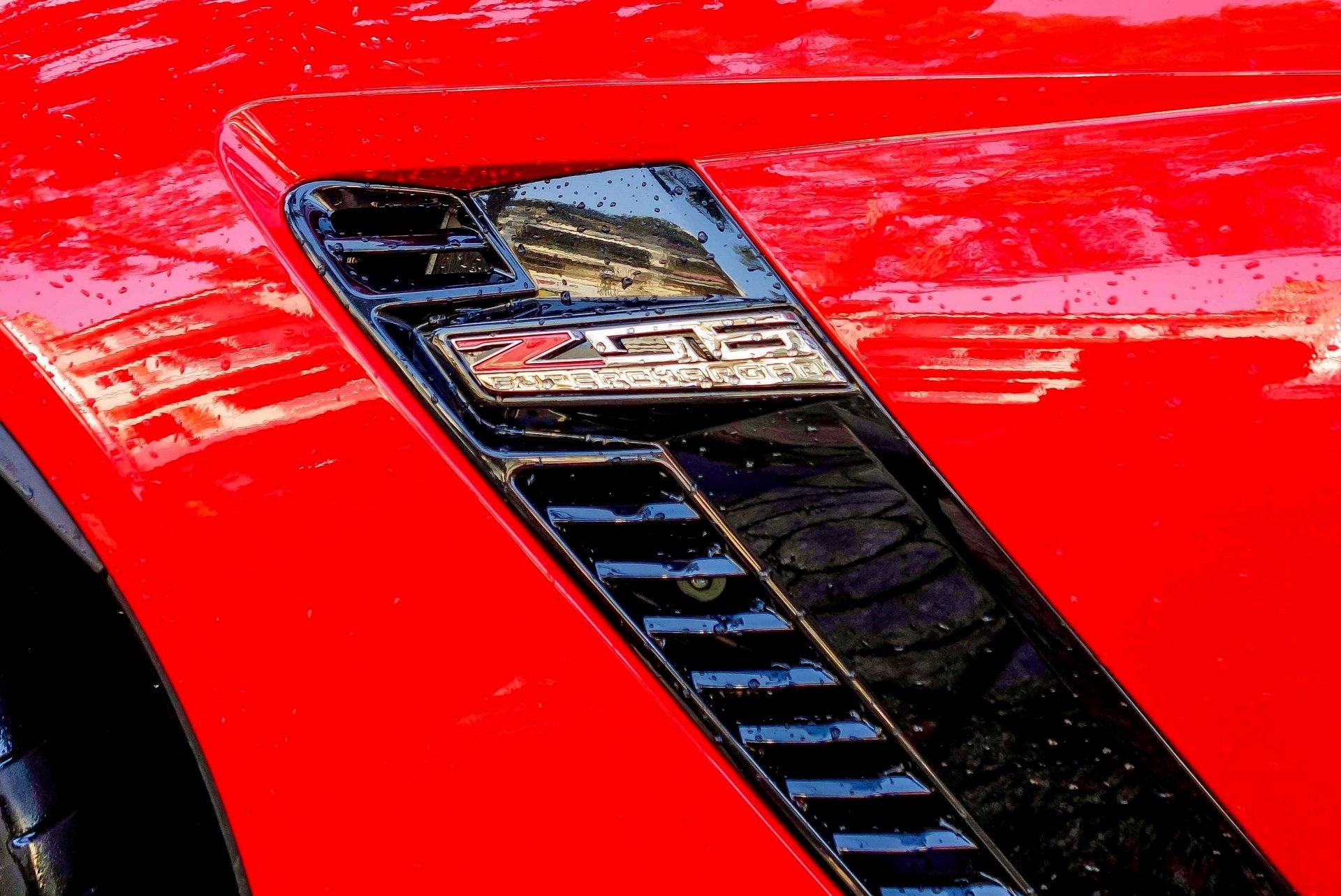 Chevrolet Corvette Z06 ve Viet Nam gia tren 6 ty dong hinh anh 6