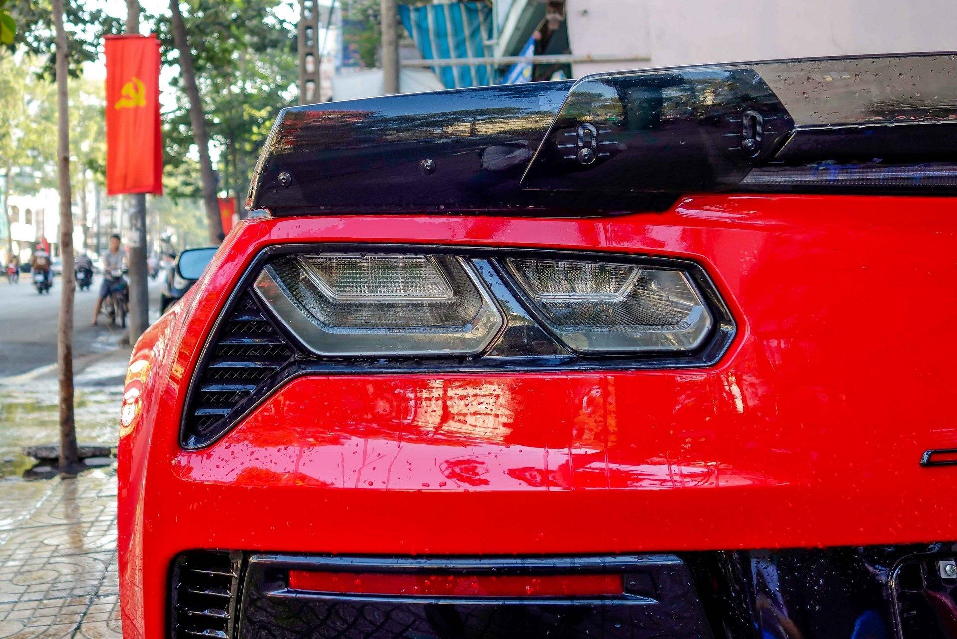 Chevrolet Corvette Z06 ve Viet Nam gia tren 6 ty dong hinh anh 8