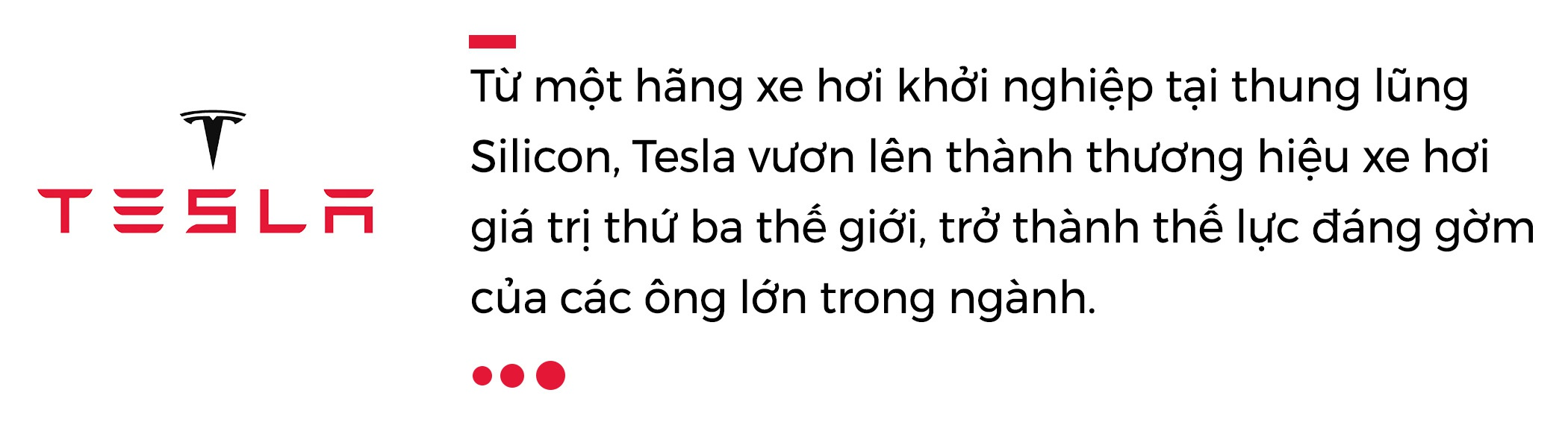 Tesla - hang xe dien thay doi lich su nganh xe hoi toan cau hinh anh 1