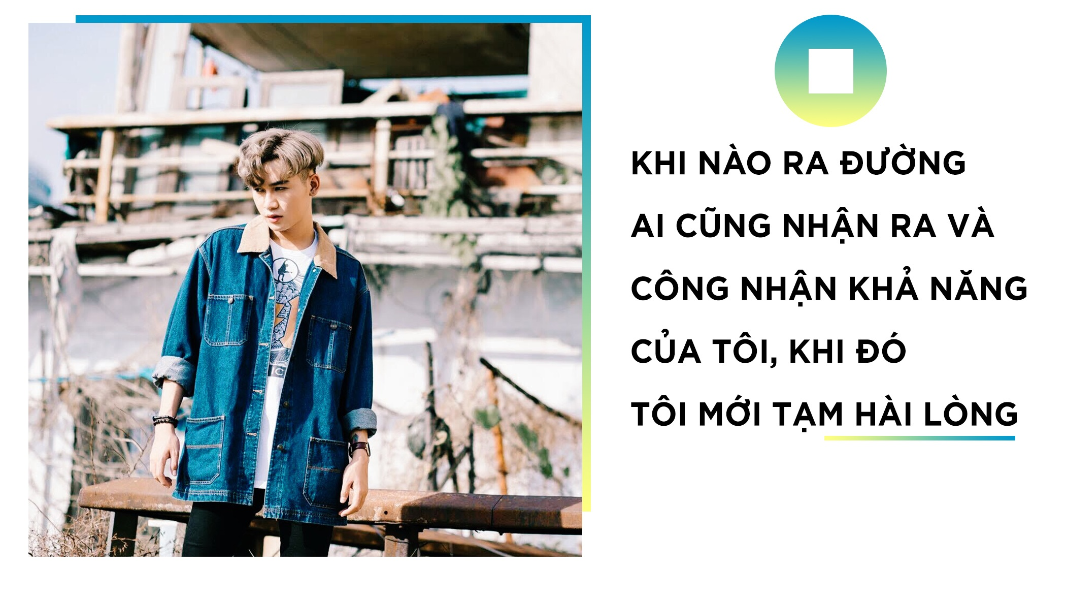 Ali Hoang Duong quan quan The Voice anh 5