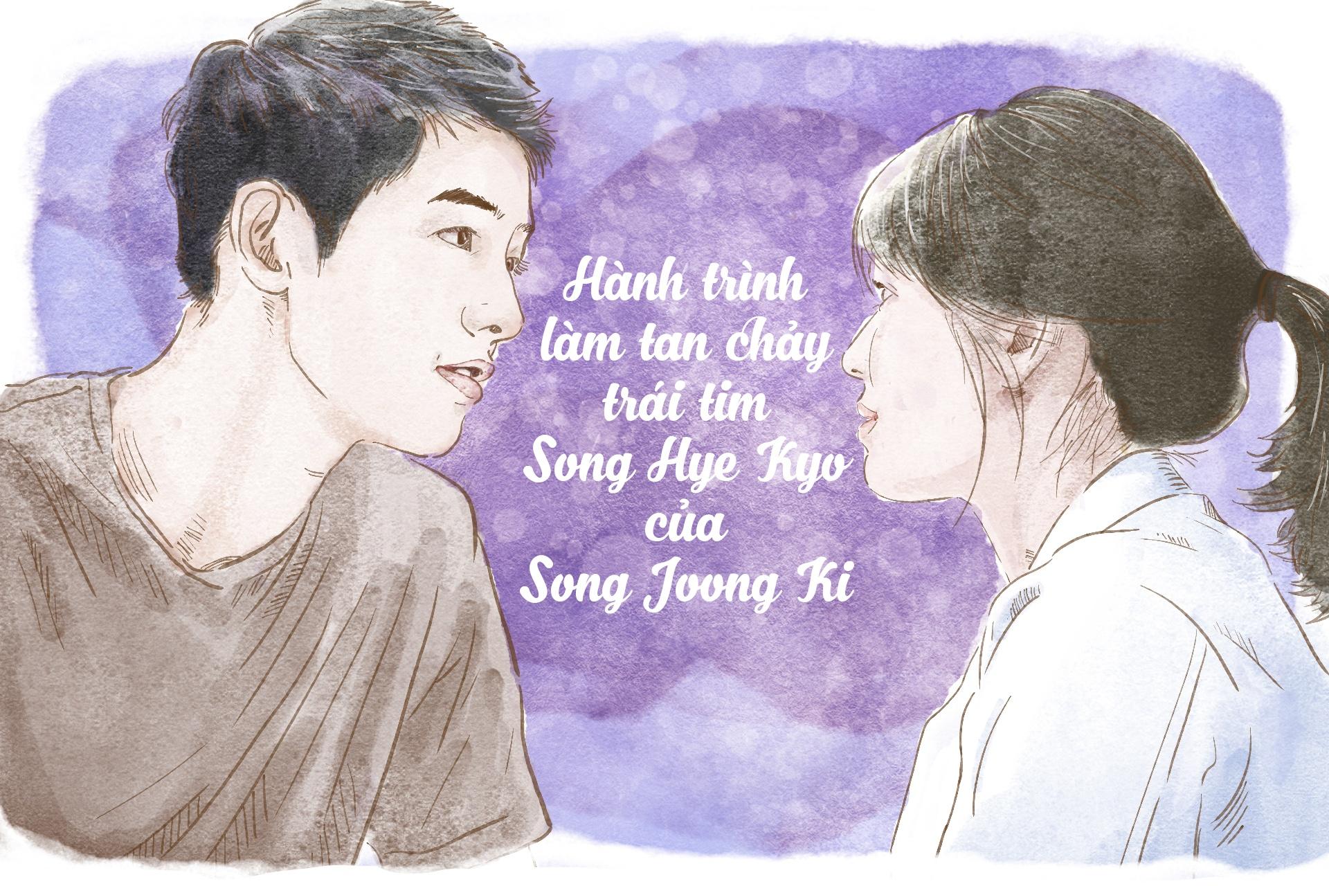 Song Hye Kyo va Song Joong Ki anh 1
