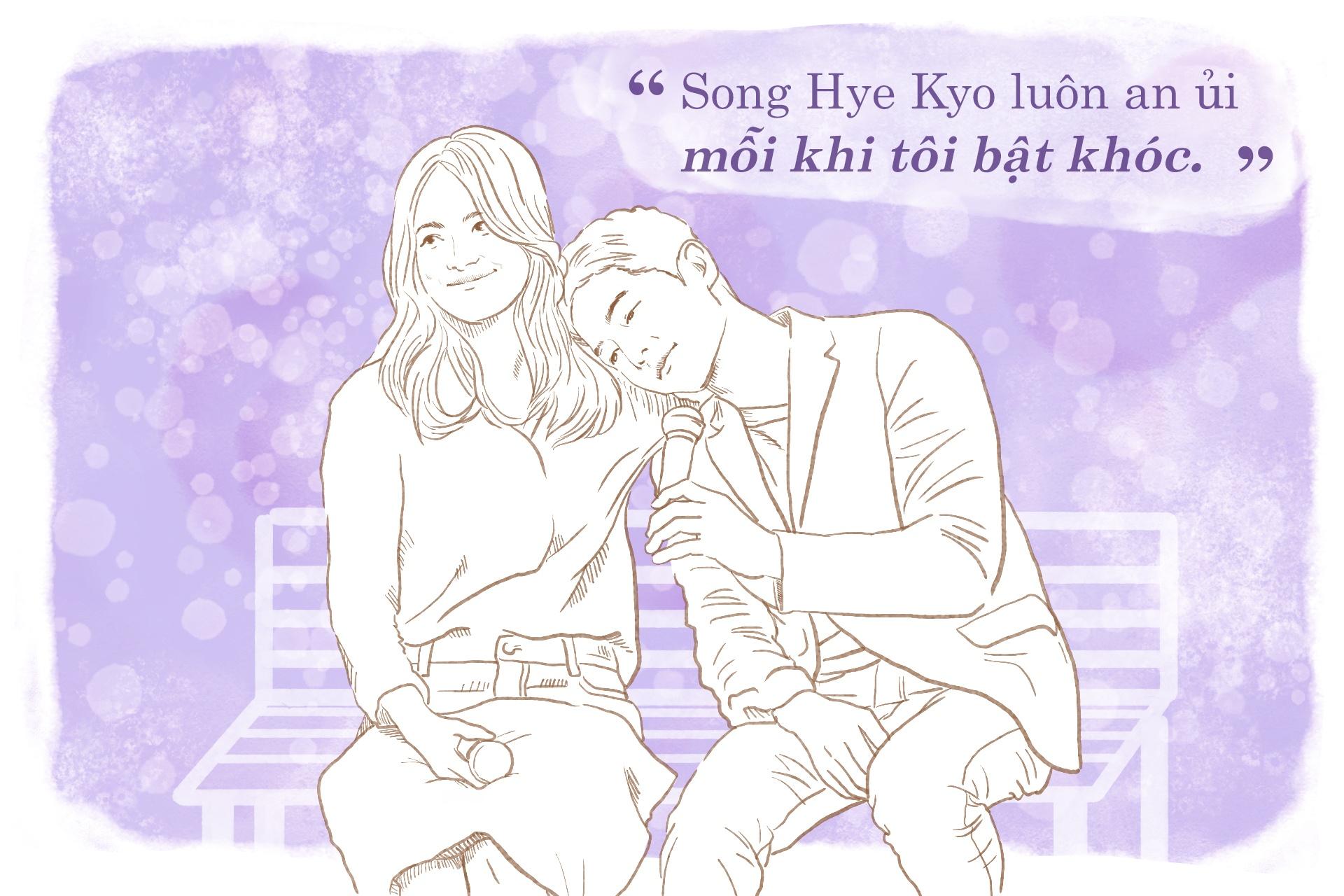Song Hye Kyo va Song Joong Ki anh 5