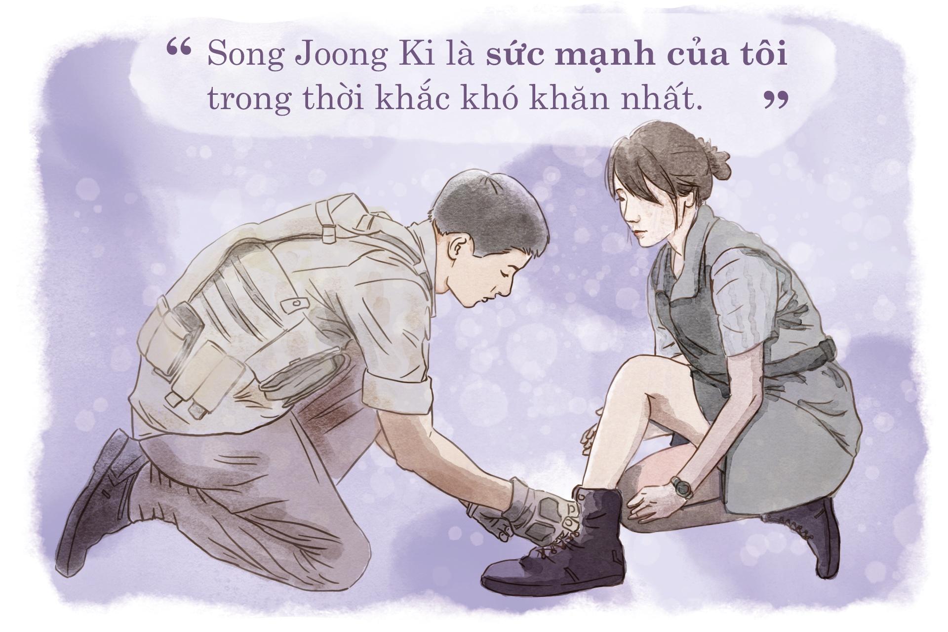 Song Hye Kyo va Song Joong Ki anh 7