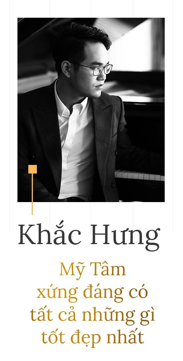 Khac Hung: 'My Tam xung dang co tat ca nhung gi tot dep nhat' hinh anh 1