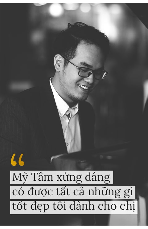 Khac Hung: 'My Tam xung dang co tat ca nhung gi tot dep nhat' hinh anh 7