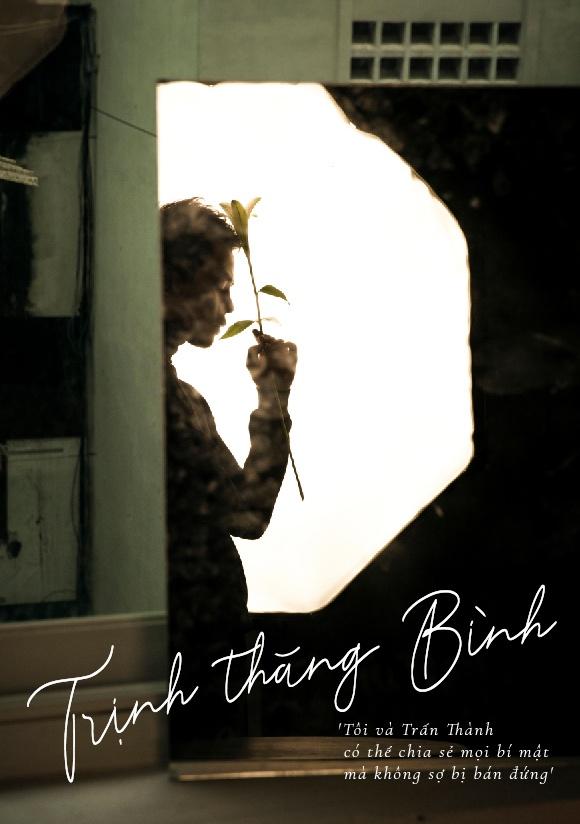 Trinh Thang Binh: 'Toi ke Tran Thanh moi bi mat ma khong so ban dung' hinh anh 4
