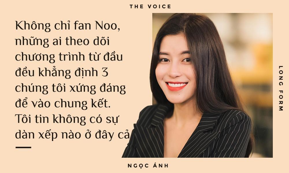 Quan quan The Voice: 'Toi tung lam nhieu viec de kiem song, chua benh' hinh anh 5
