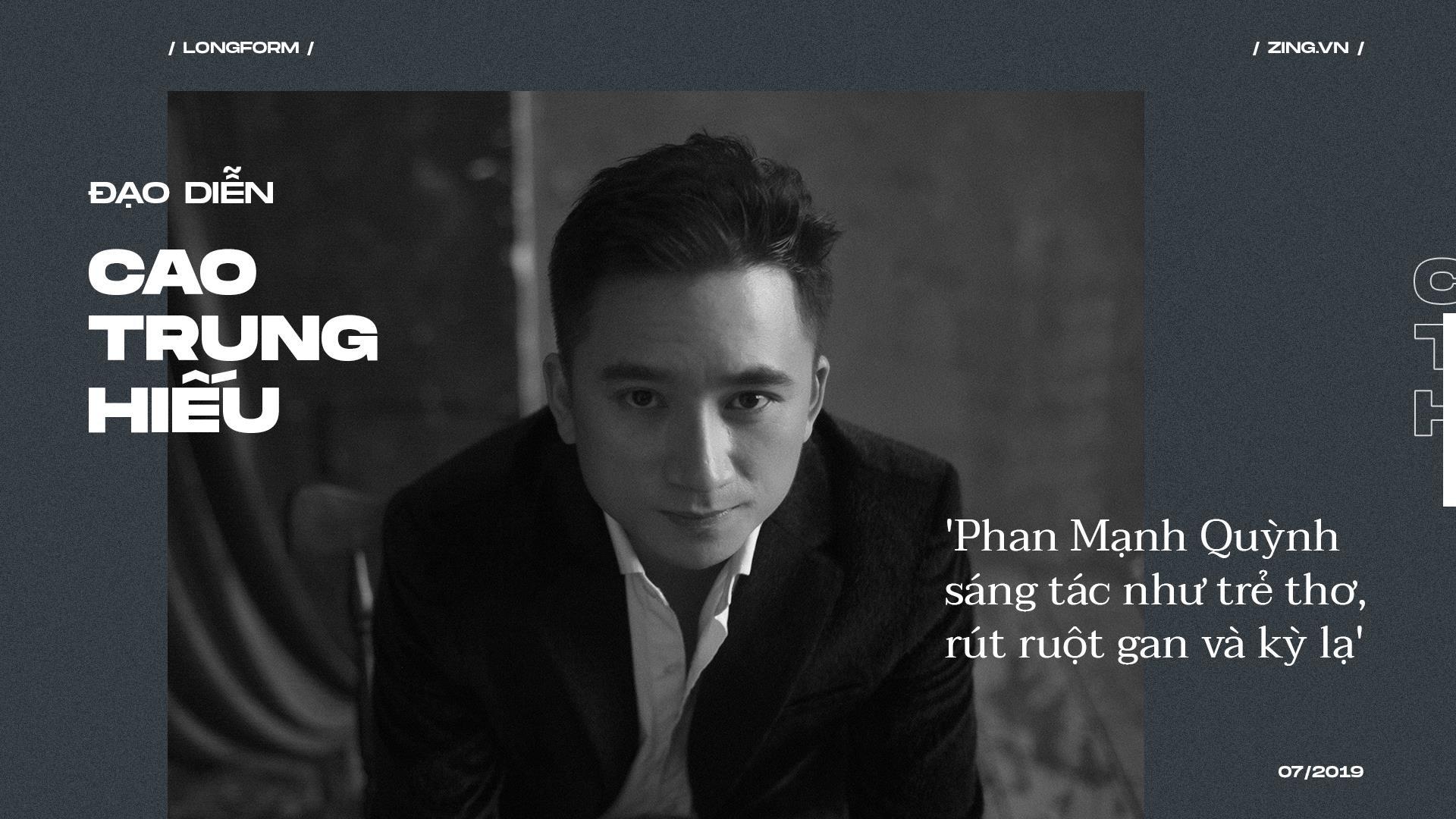 'Phan Manh Quynh sang tac nhu tre tho, rut ruot gan va ky la' hinh anh 2