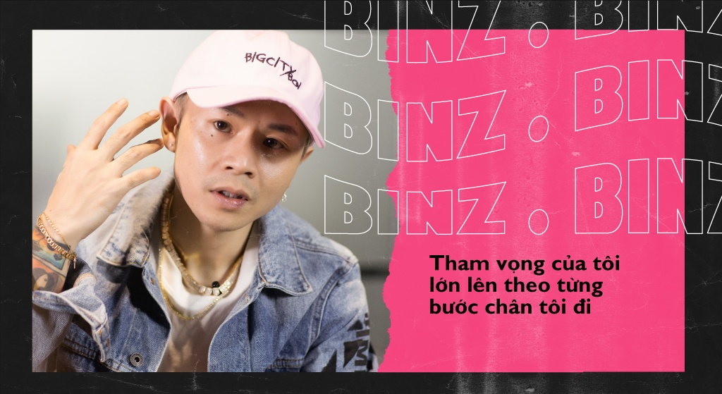 Binz Hoang Touliver anh 1