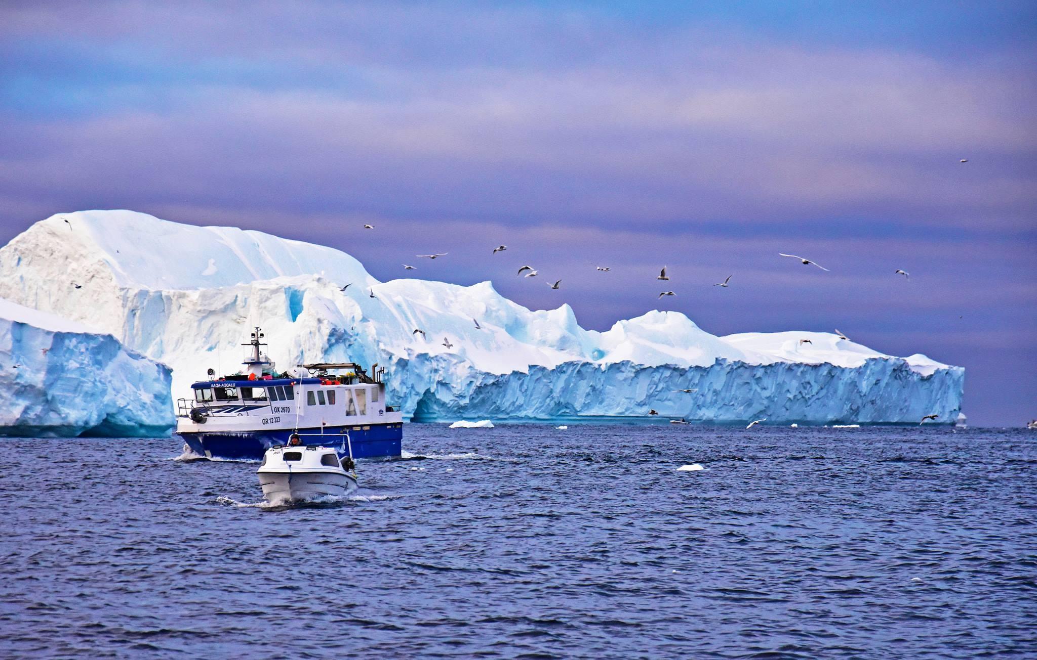Cau chuyen Greenland va vung dat cuc Bac bi lang quen hinh anh 49
