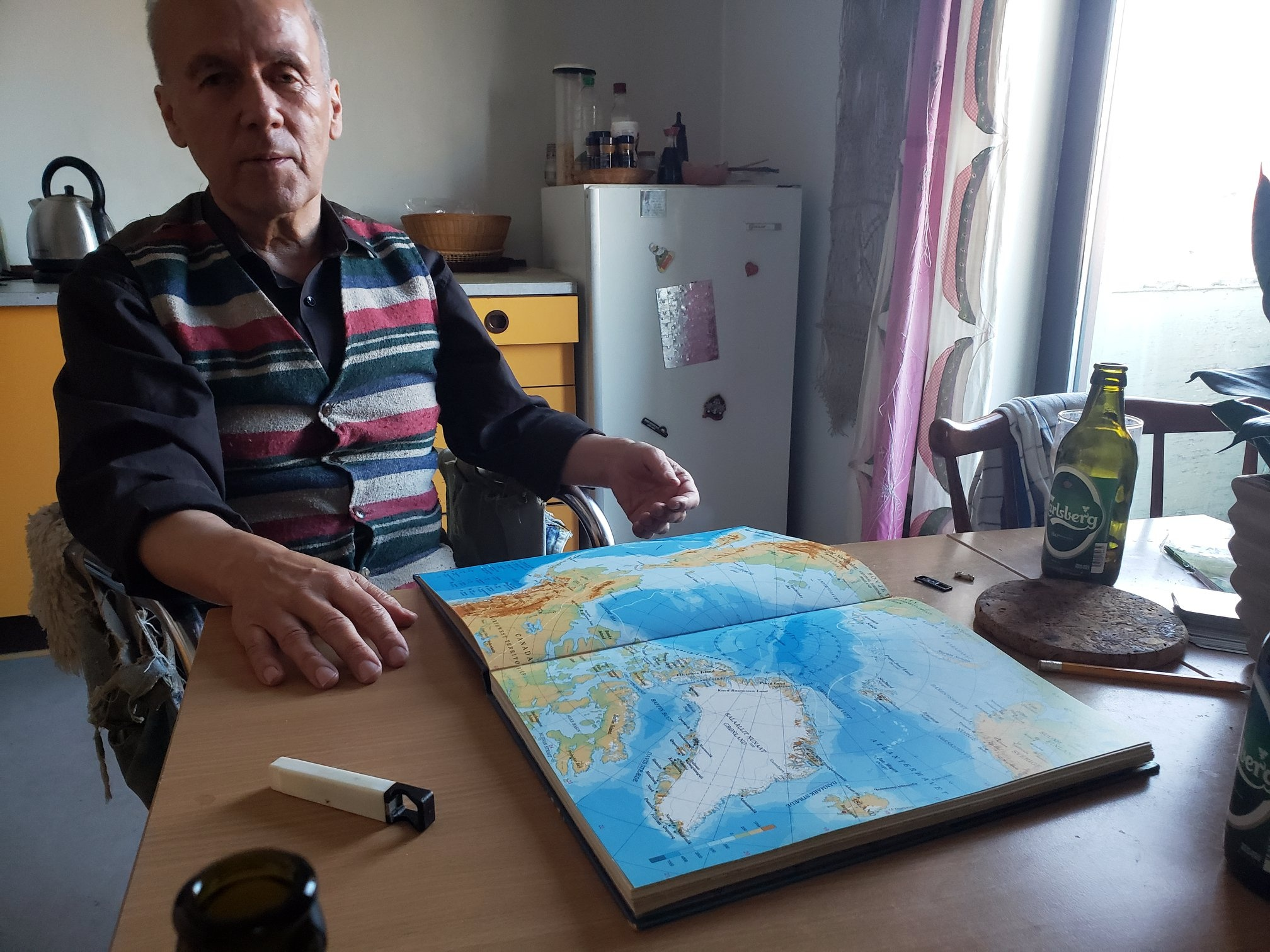 Cau chuyen Greenland va vung dat cuc Bac bi lang quen hinh anh 10