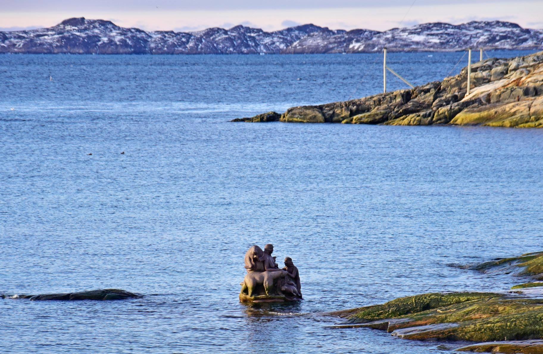 Cau chuyen Greenland va vung dat cuc Bac bi lang quen hinh anh 14