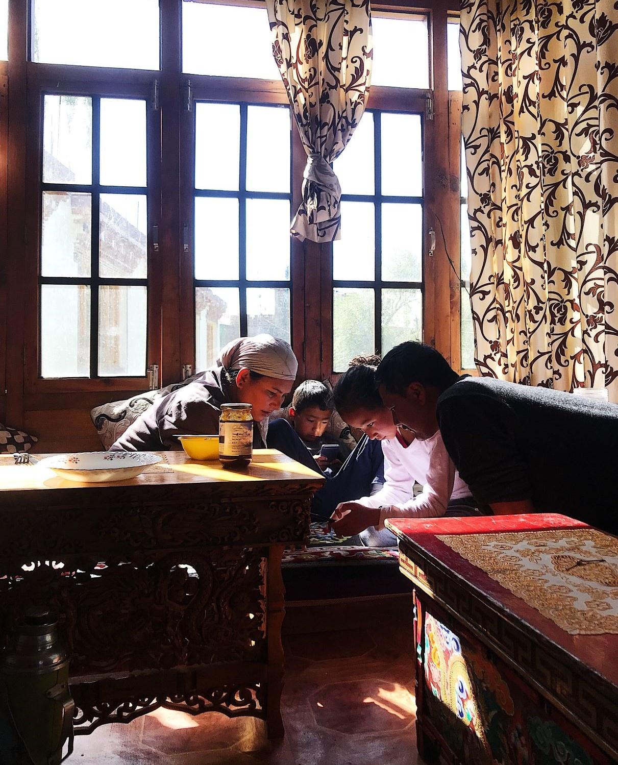 Duong den Ladakh - hanh trinh danh cho nhung doi chan khong biet moi hinh anh 31