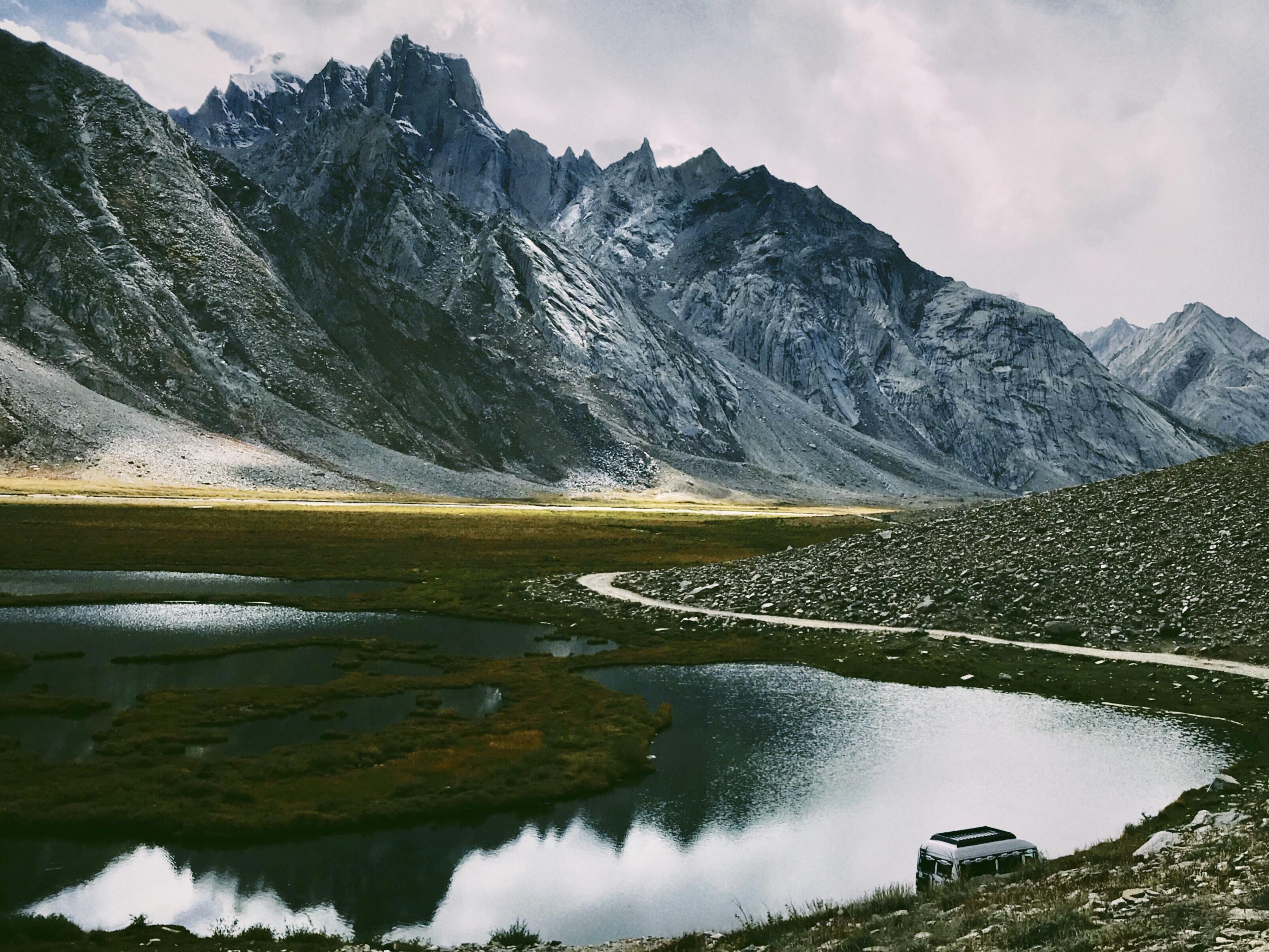 Duong den Ladakh - hanh trinh danh cho nhung doi chan khong biet moi hinh anh 17