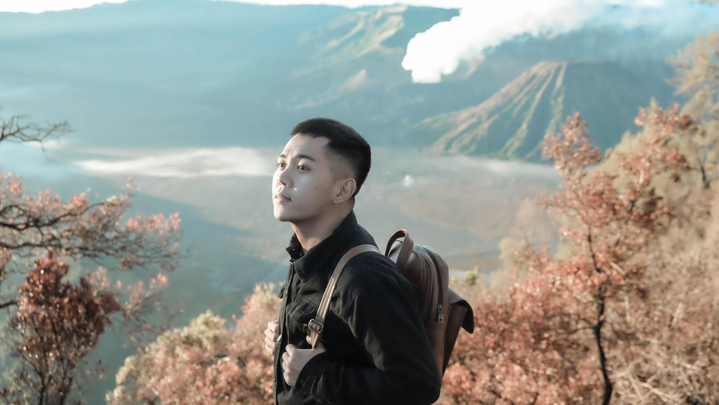 Nui lua Bromo,  Indonesia anh 4