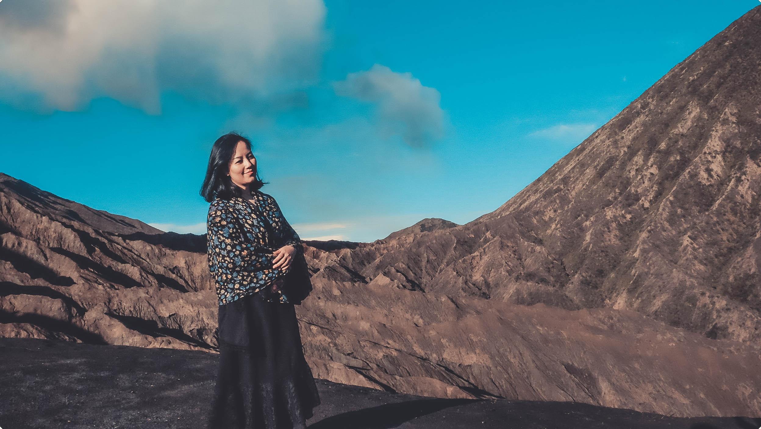 Nui lua Bromo,  Indonesia anh 18