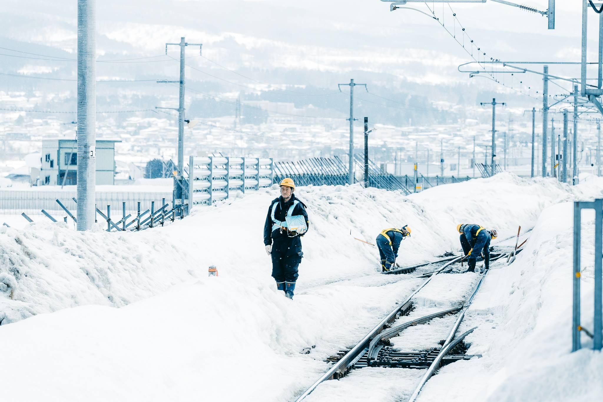 Hokkaido tuyet trang, noi dang den nhat mua dong o Nhat Ban hinh anh 34