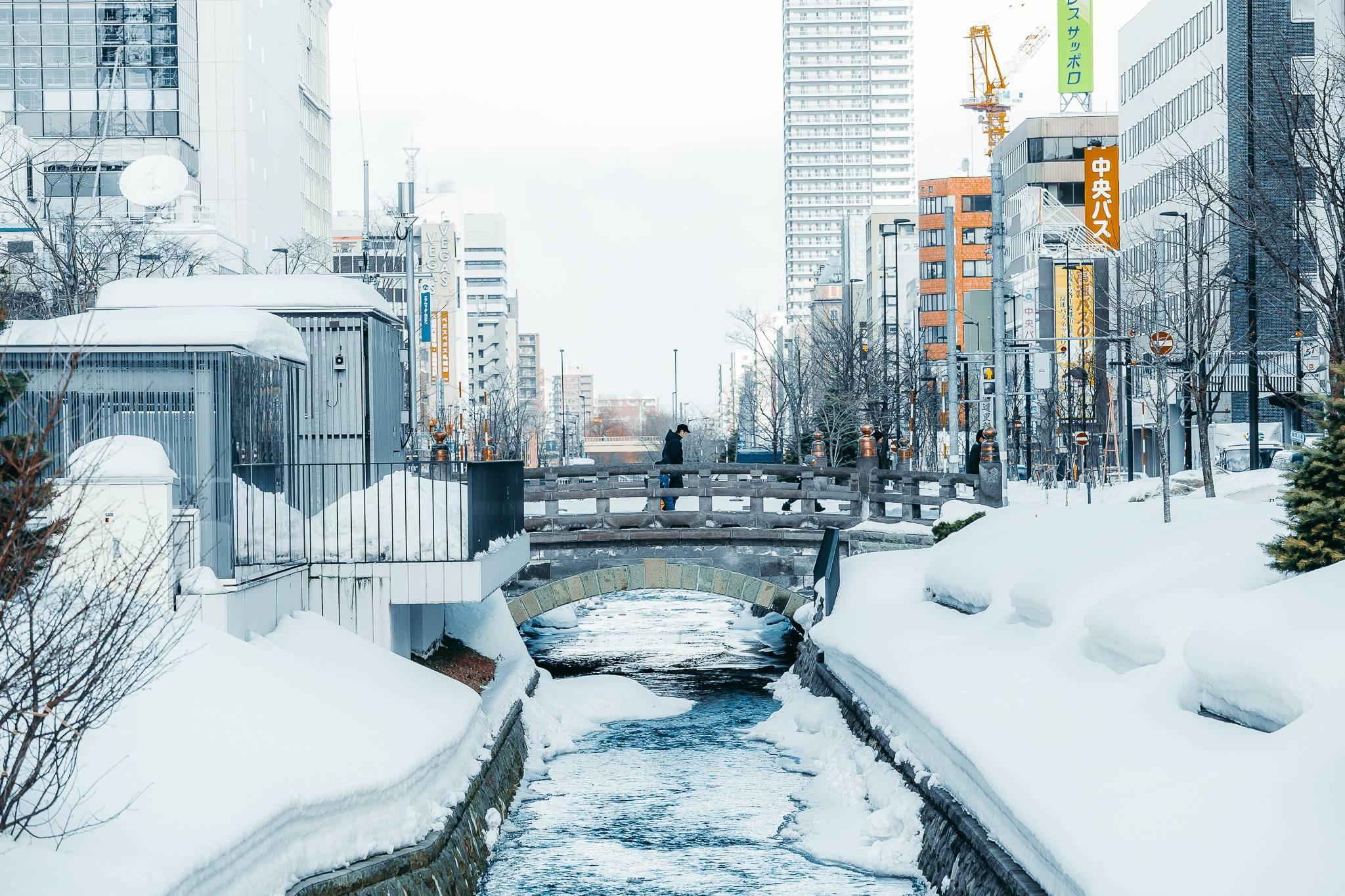 Hokkaido tuyet trang, noi dang den nhat mua dong o Nhat Ban hinh anh 29