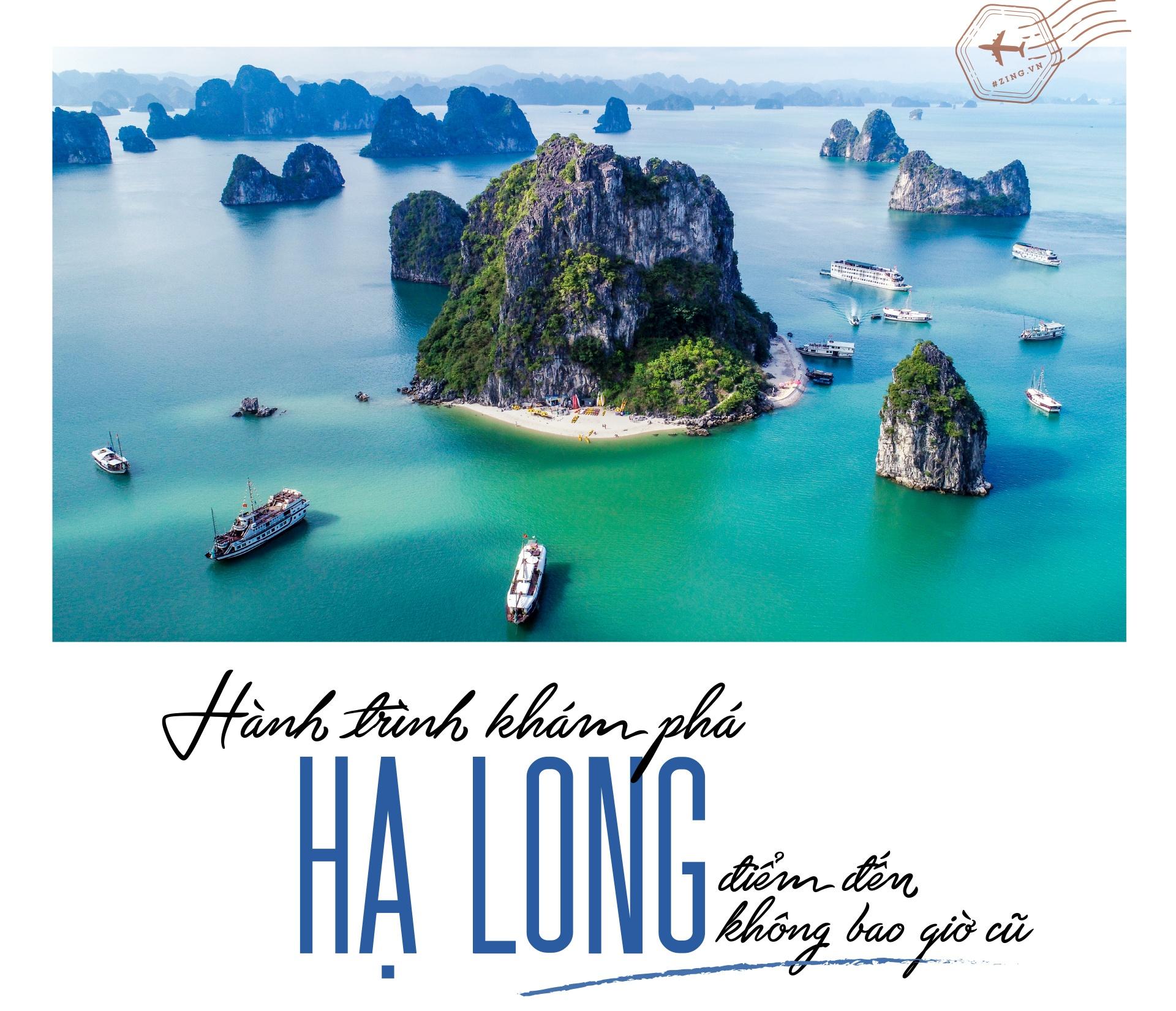 Hanh trinh kham pha Ha Long anh 1