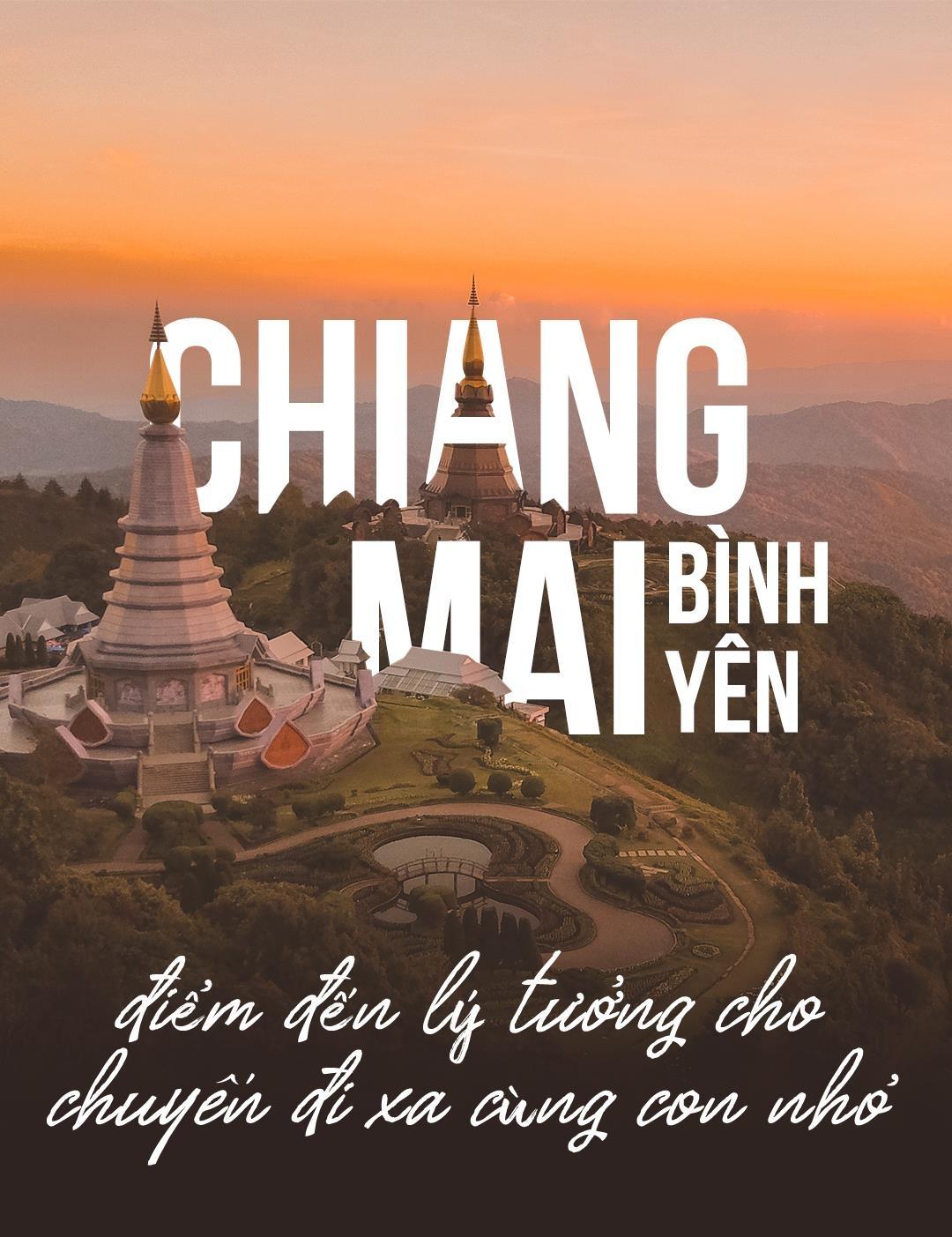 Chiang Mai binh yen - diem den ly tuong cho chuyen di xa cung con nho hinh anh 1