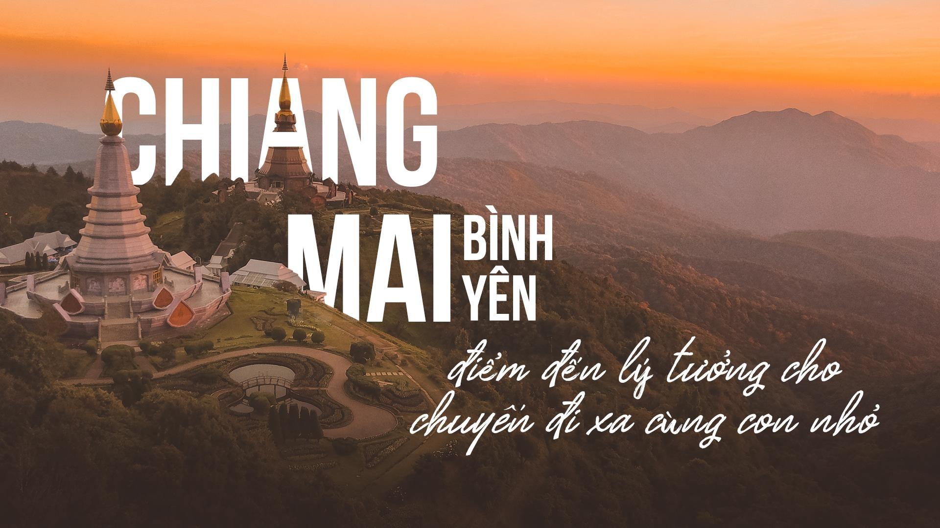 Chiang Mai binh yen - diem den ly tuong cho chuyen di xa cung con nho hinh anh 2