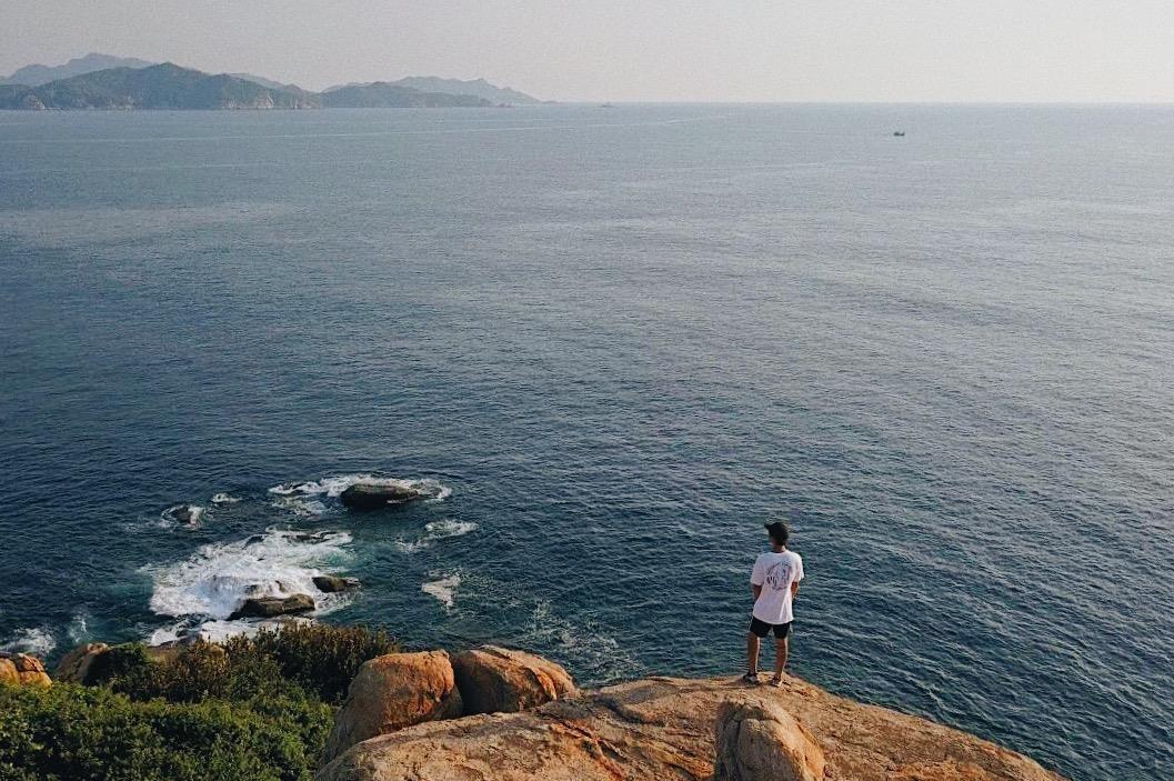 Nap 'vitamin sea' o thien duong bien Binh Hung dip nghi le hinh anh 28