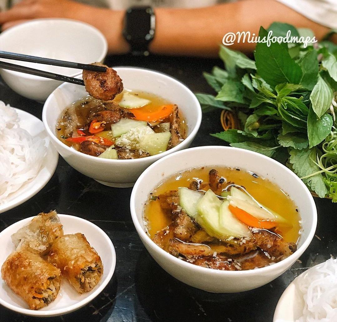 4 quán bún chả Hà Nội ngon ở TP.HCM – Địa điểm ăn uống – monmientrung.com