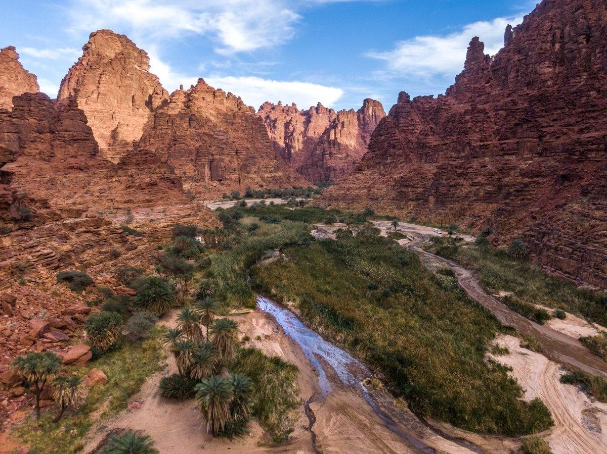 Những điểm du lịch hấp dẫn ở Saudi Arabia - Ảnh 11.