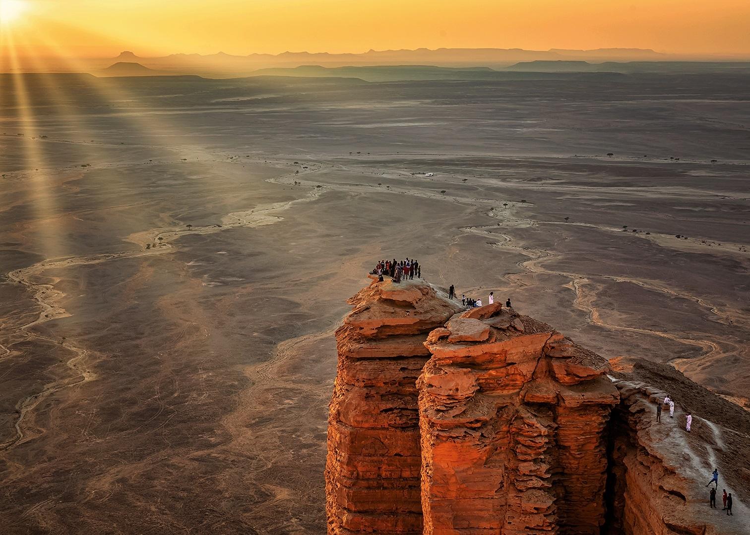 Những điểm du lịch hấp dẫn ở Saudi Arabia - Ảnh 3.
