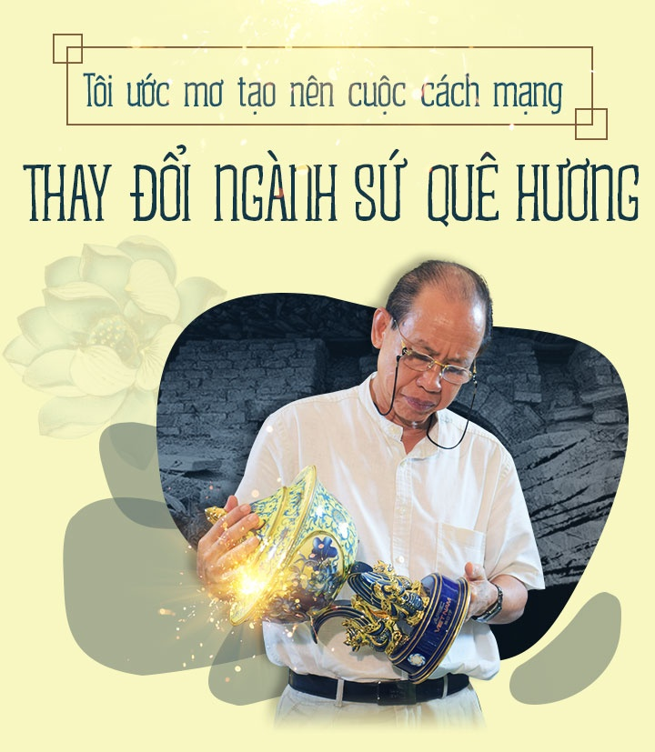 'Ong vua gom su' va hanh trinh bien dat thanh 'vang' hinh anh 5