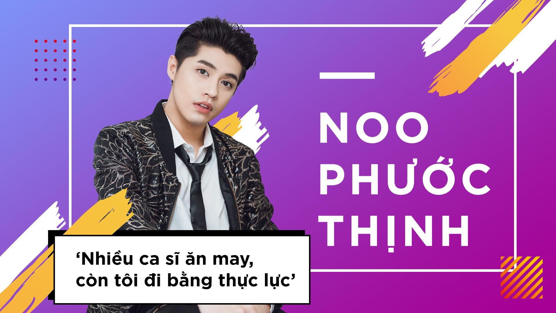 Noo Phuoc Thinh: 'Nhieu ca si an may, con toi di bang thuc luc' hinh anh 2