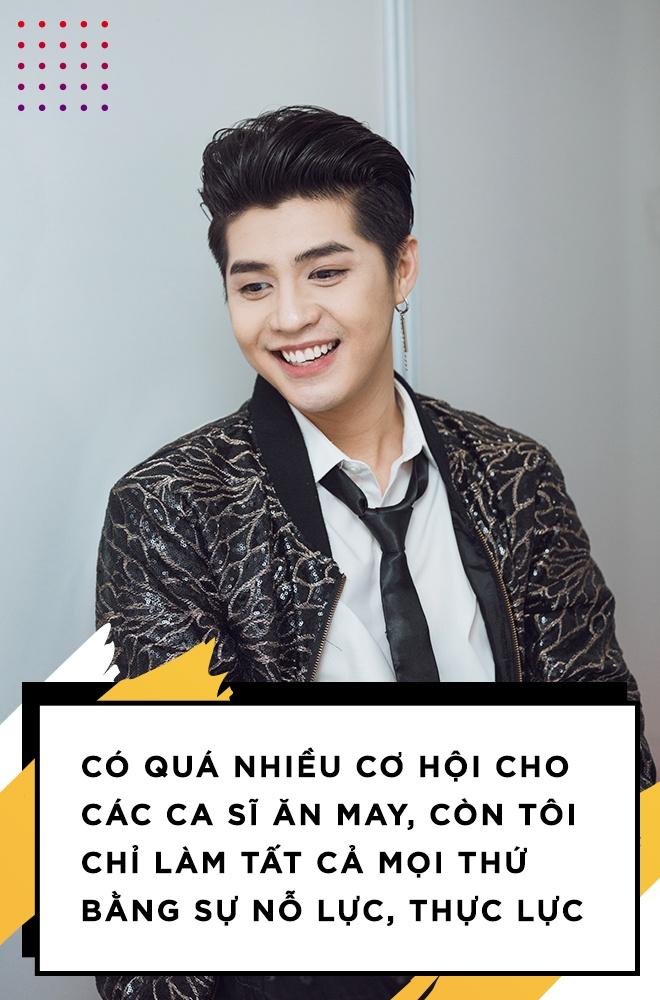 Noo Phuoc Thinh: 'Nhieu ca si an may, con toi di bang thuc luc' hinh anh 6