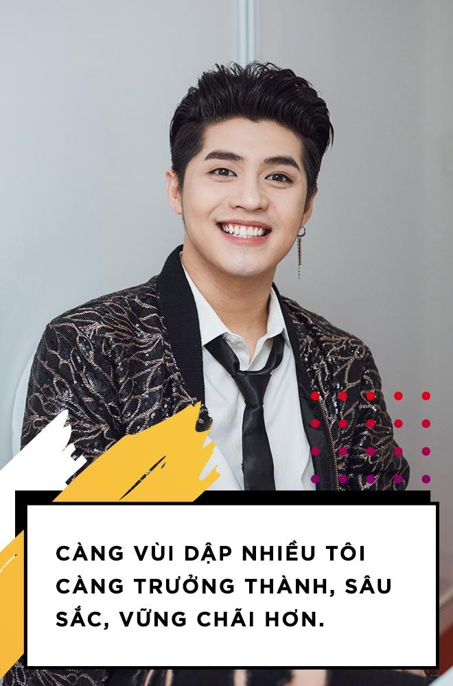 Noo Phuoc Thinh: 'Nhieu ca si an may, con toi di bang thuc luc' hinh anh 9
