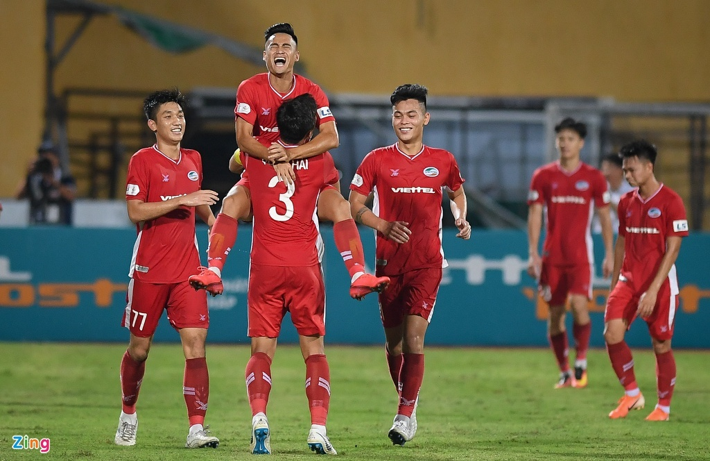 Viettel vs Binh Duong anh 12