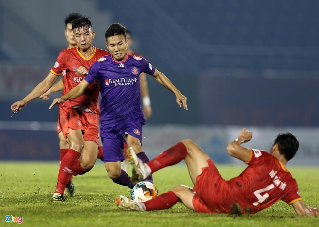 Viettel vs Binh Duong anh 14