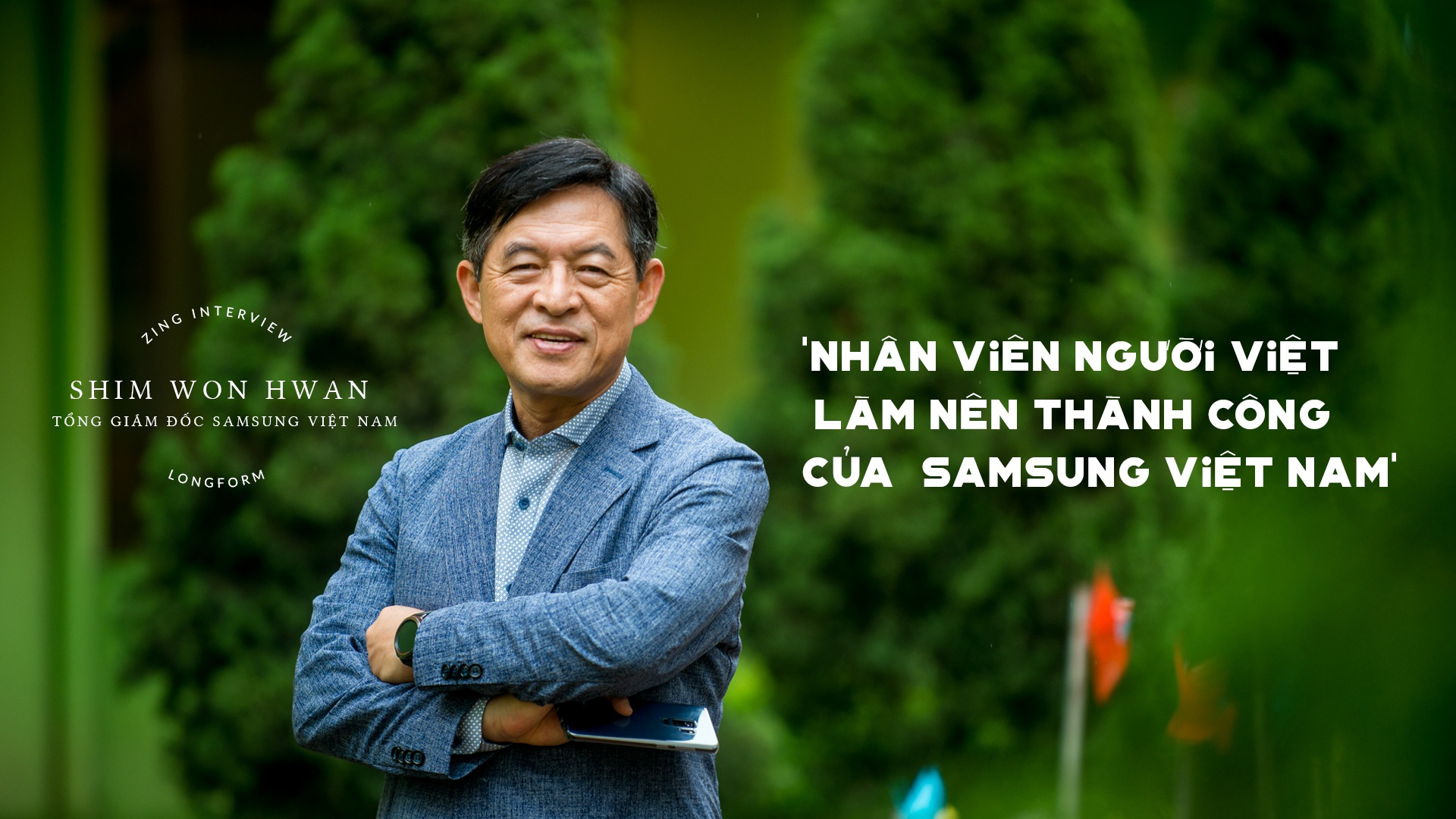 'Nhan vien nguoi Viet lam nen thanh cong cua Samsung Viet Nam' hinh anh 2