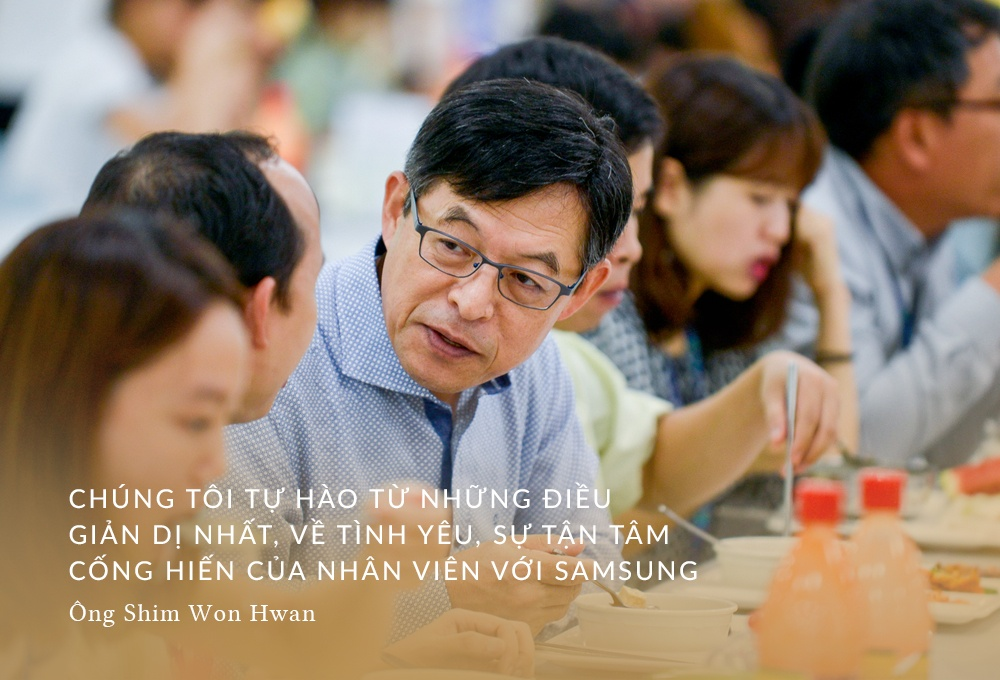 'Nhan vien nguoi Viet lam nen thanh cong cua Samsung Viet Nam' hinh anh 6