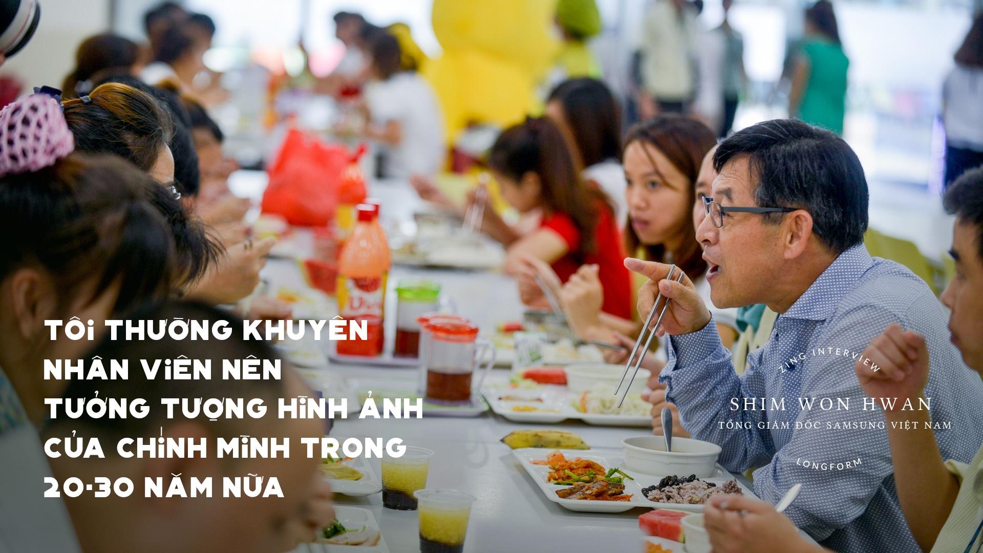 'Nhan vien nguoi Viet lam nen thanh cong cua Samsung Viet Nam' hinh anh 9