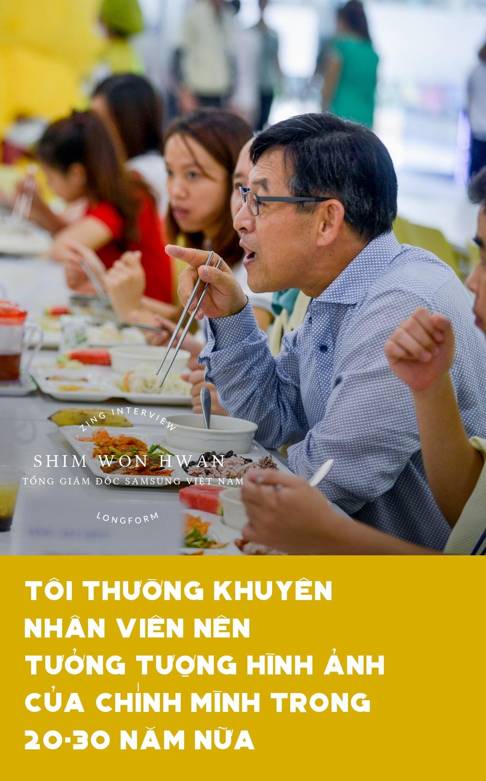 'Nhan vien nguoi Viet lam nen thanh cong cua Samsung Viet Nam' hinh anh 8