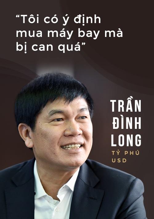 Ty phu USD Tran Dinh Long: 'Toi co y dinh mua may bay ma bi can qua' hinh anh 1
