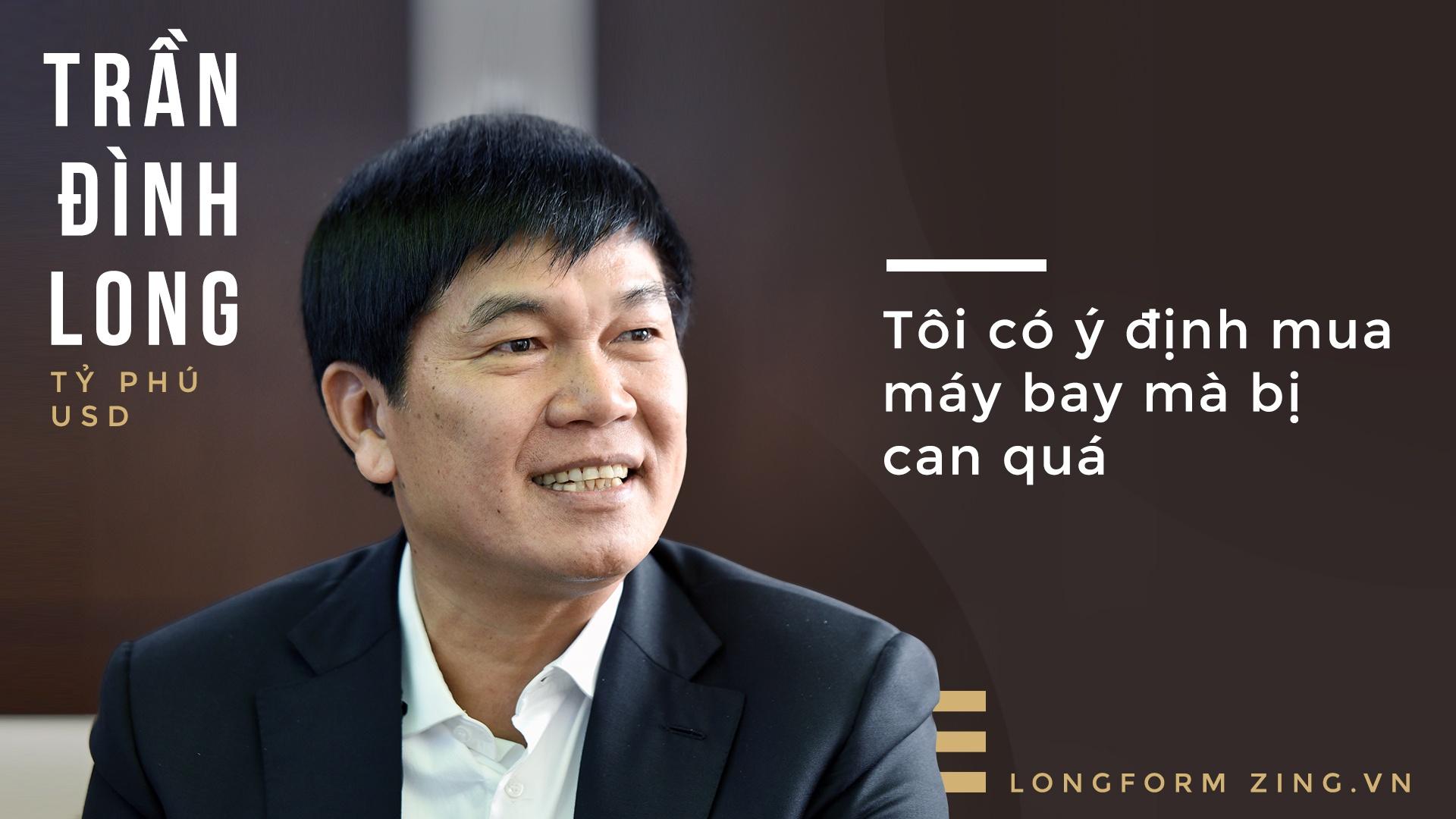 Ty phu USD Tran Dinh Long: 'Toi co y dinh mua may bay ma bi can qua' hinh anh 2