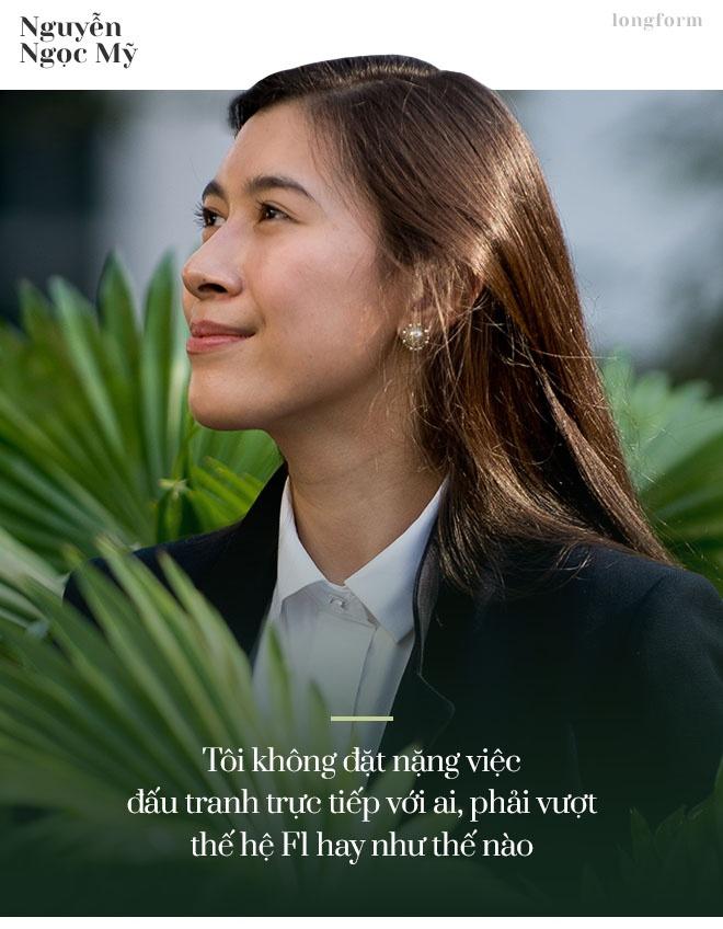 Nguyen Ngoc My: 'Toi khong phai nguoi showbiz, ma lam kinh doanh' hinh anh 9