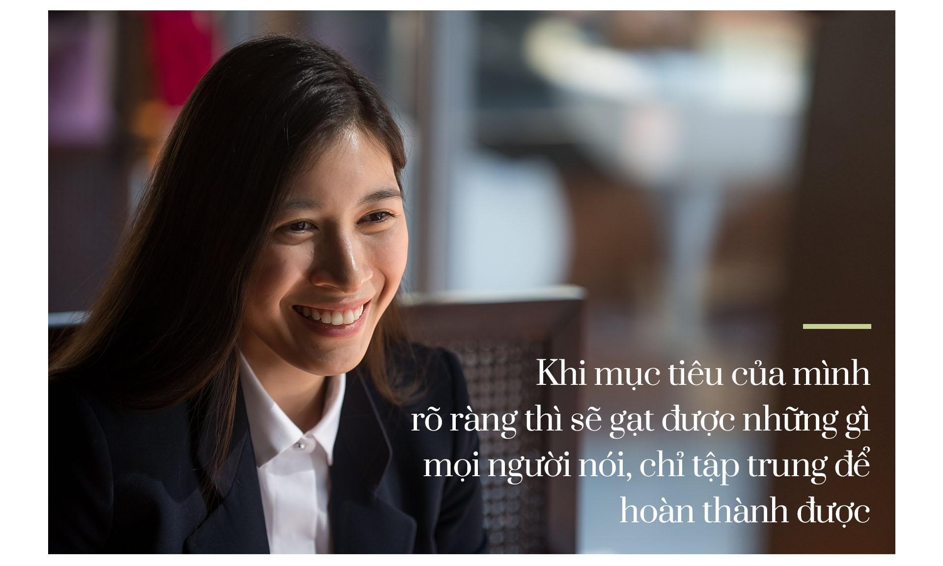 Nguyen Ngoc My: 'Toi khong phai nguoi showbiz, ma lam kinh doanh' hinh anh 12