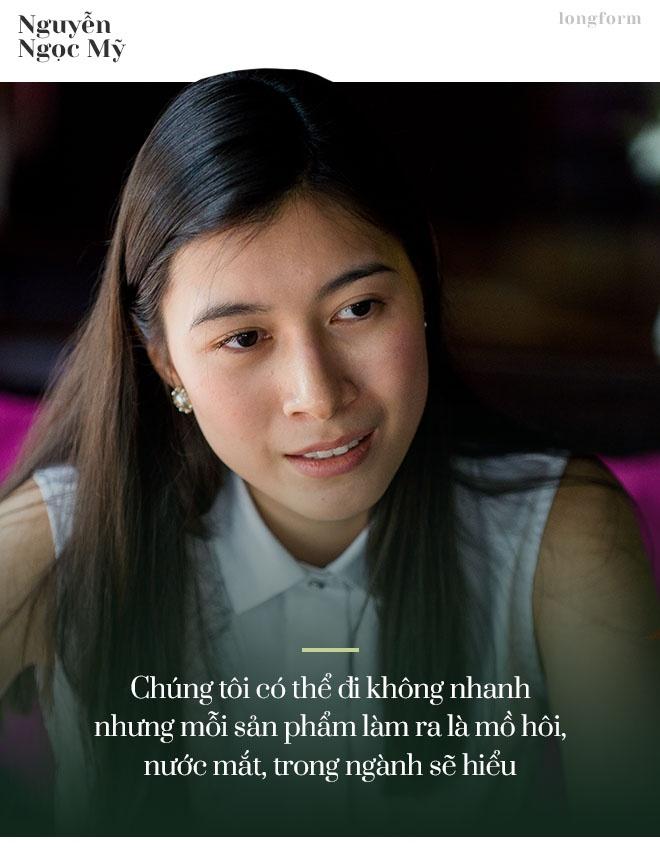 Nguyen Ngoc My: 'Toi khong phai nguoi showbiz, ma lam kinh doanh' hinh anh 14