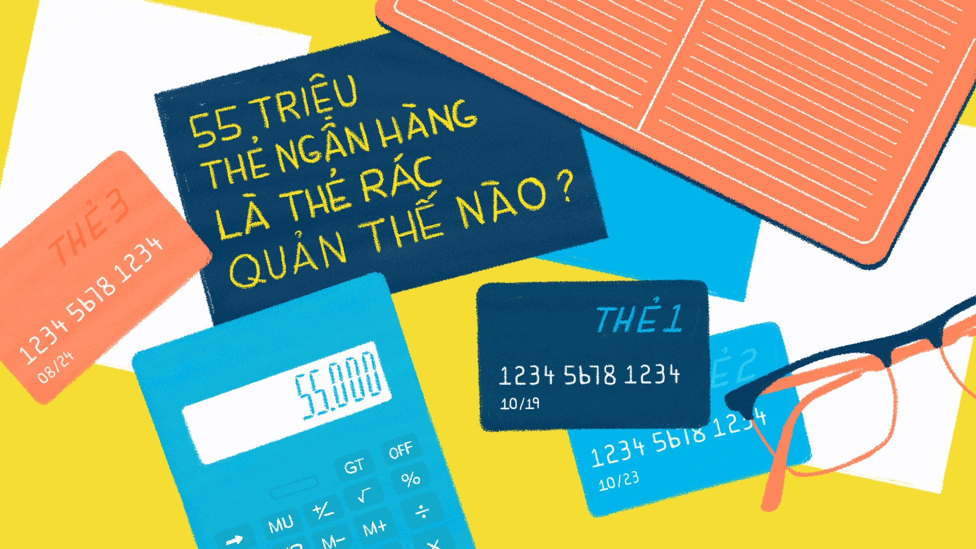 55 trieu 'the rac' ngan hang, quan the nao? hinh anh 2