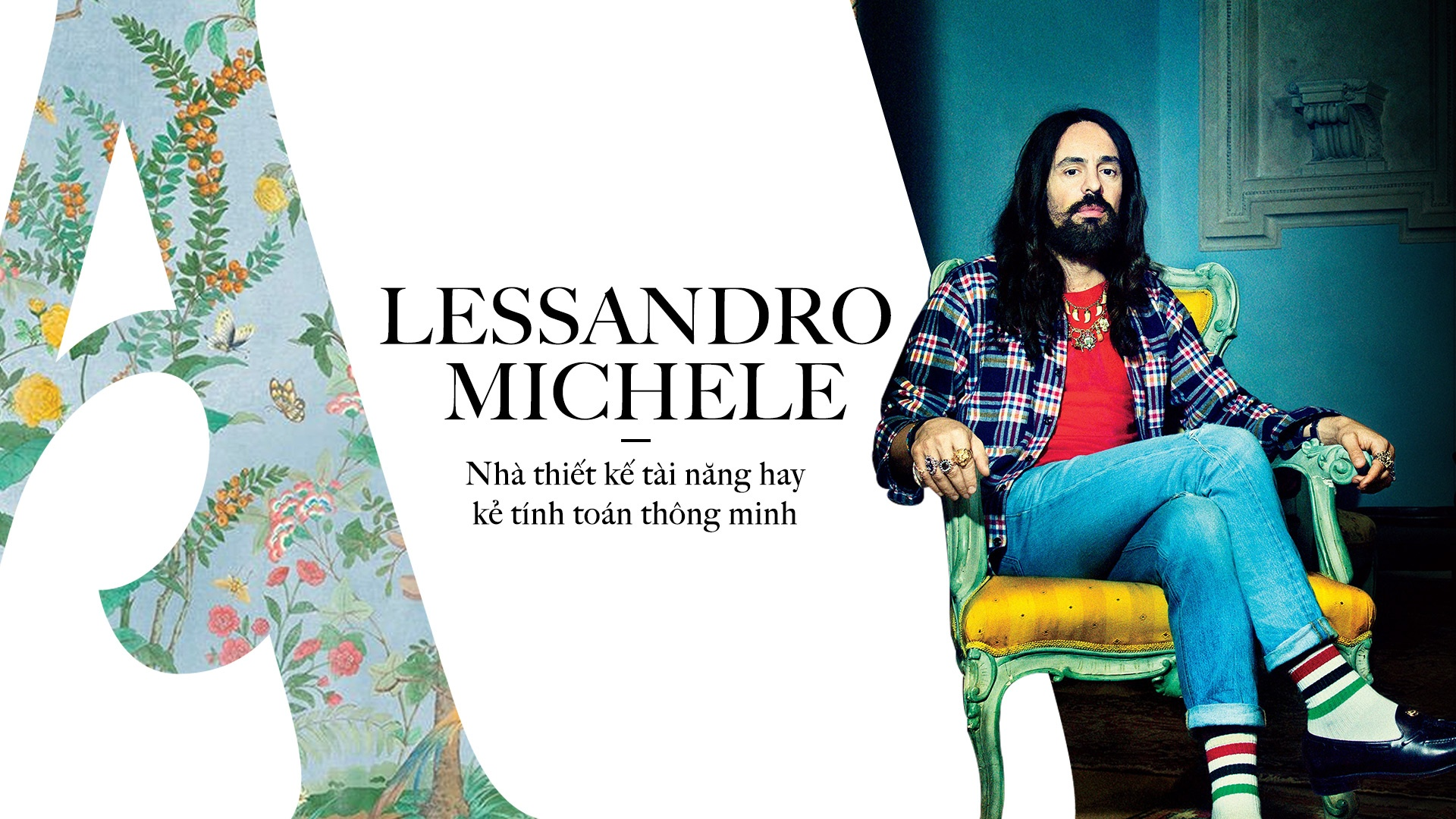Alessandro Michele anh 1