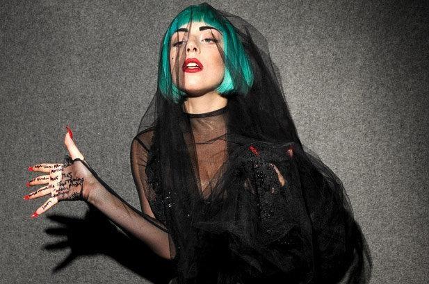 Phong cach thoi trang Lady Gaga anh 6