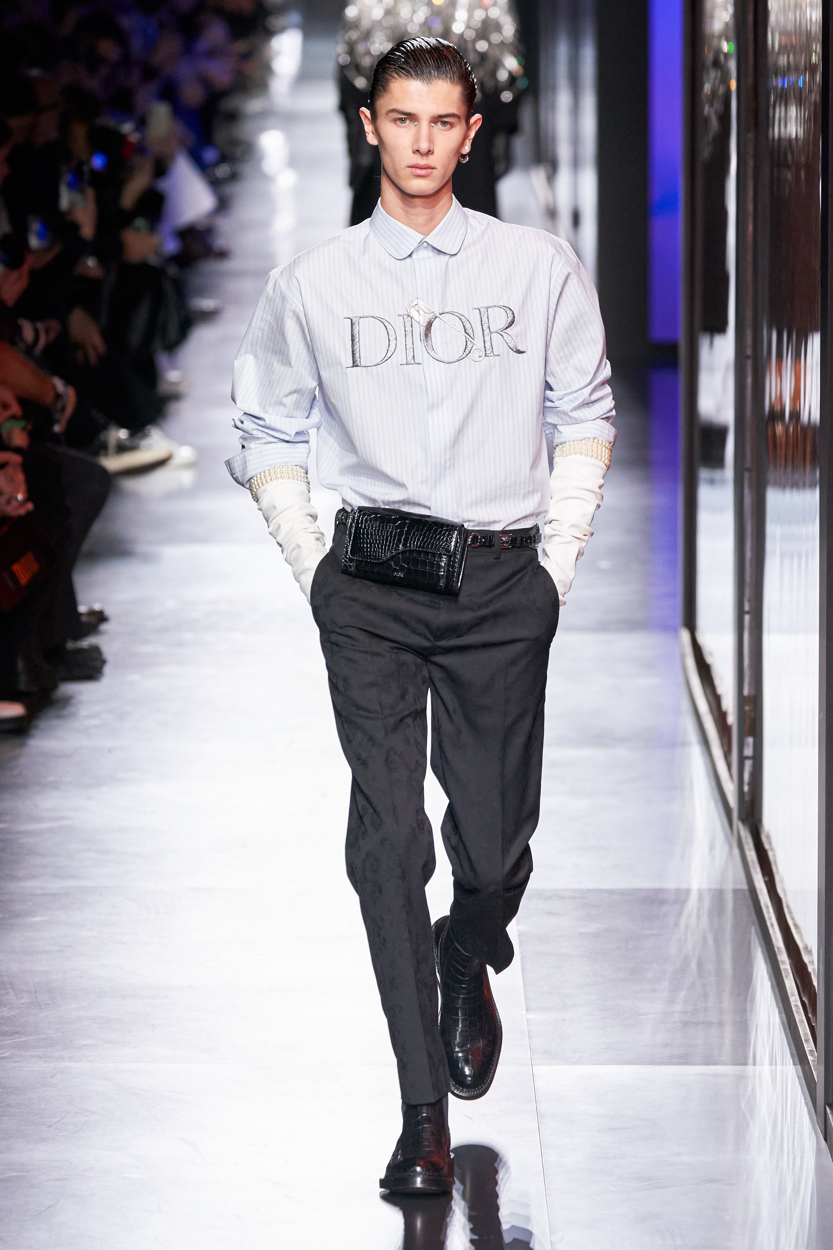 Dior tuong nho stylist Judy Blame anh 24