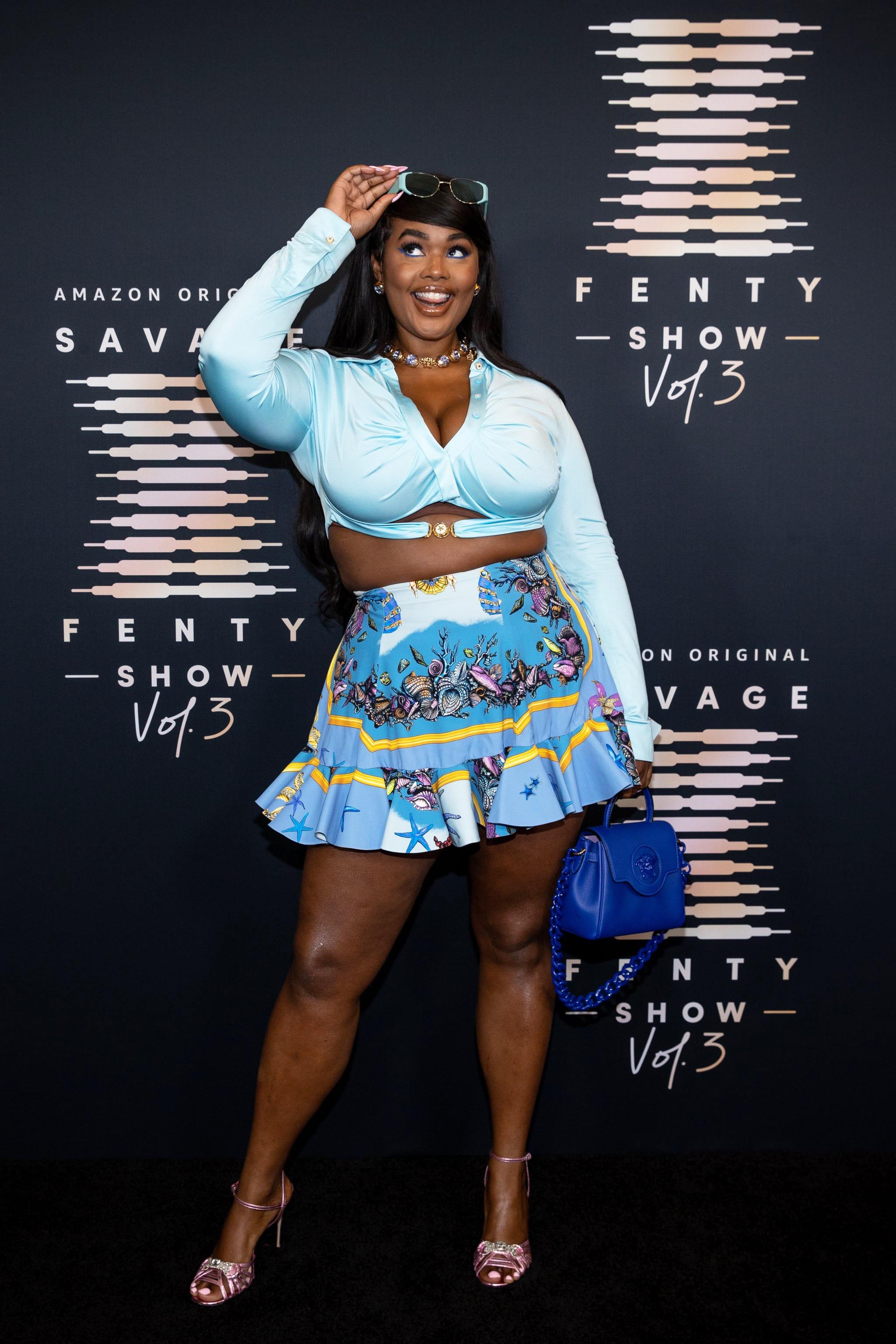 Nguoi mau tham du show Rihanna anh 8