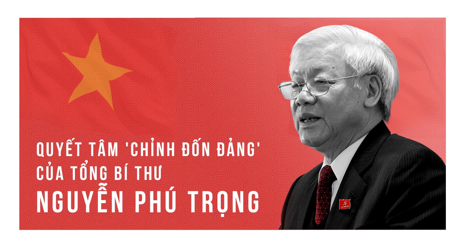 Quyet tam 'chinh don Dang' cua Tong bi thu Nguyen Phu Trong hinh anh 2